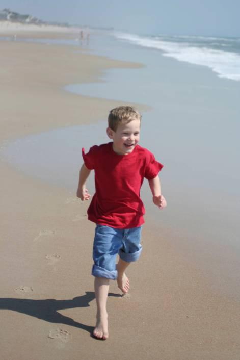 Wrightsville Beach running